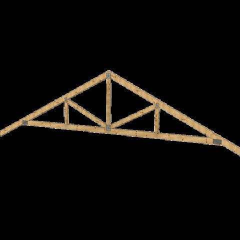 Wiązary dachowe